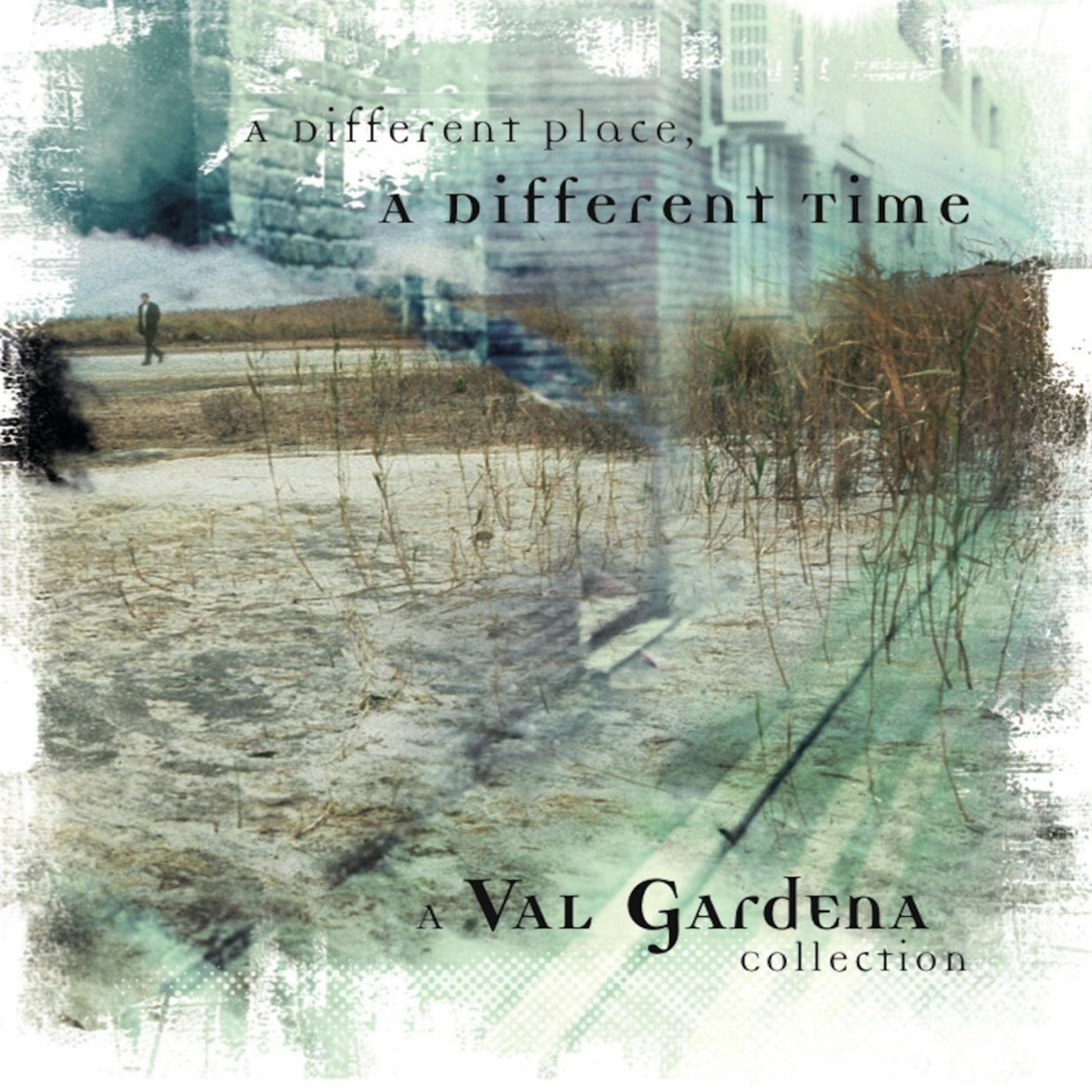 Christopher James A Different Place, A Different Time